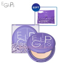 EGLIPS Blur Powder Pact Set 2Items [Lavender Editio]
